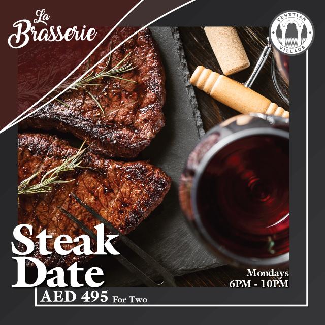 Steak Date