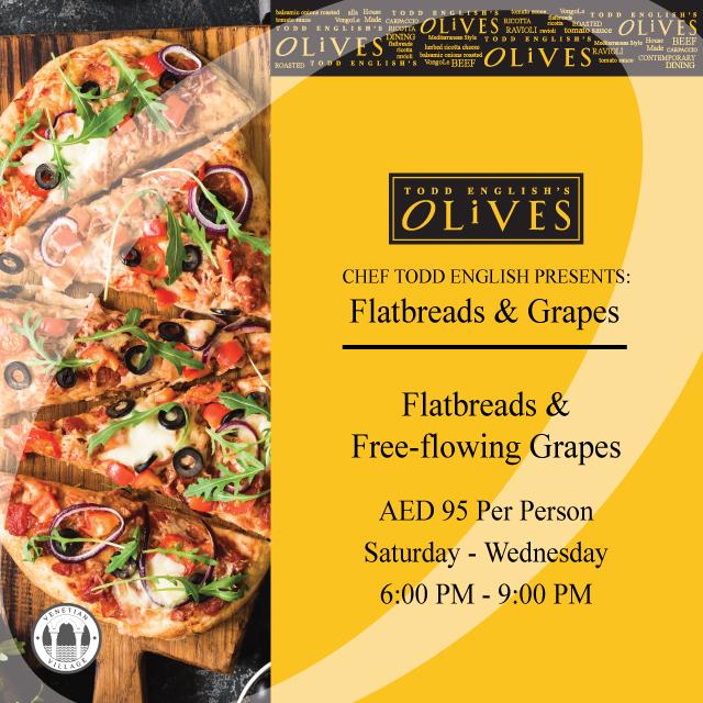 Saturday Olives Brunch